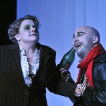 rechts: Sascha Oliver Bauer